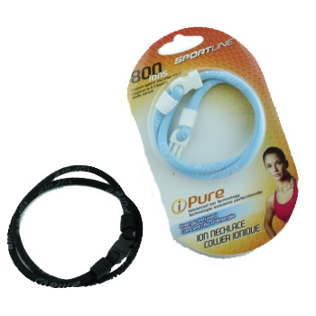 iPure Energy Necklace Infused with iPure Ion Technology - 800 ions